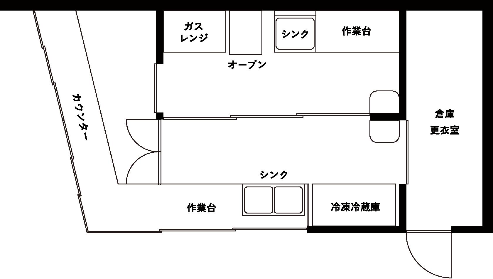 8K 武蔵境の図面